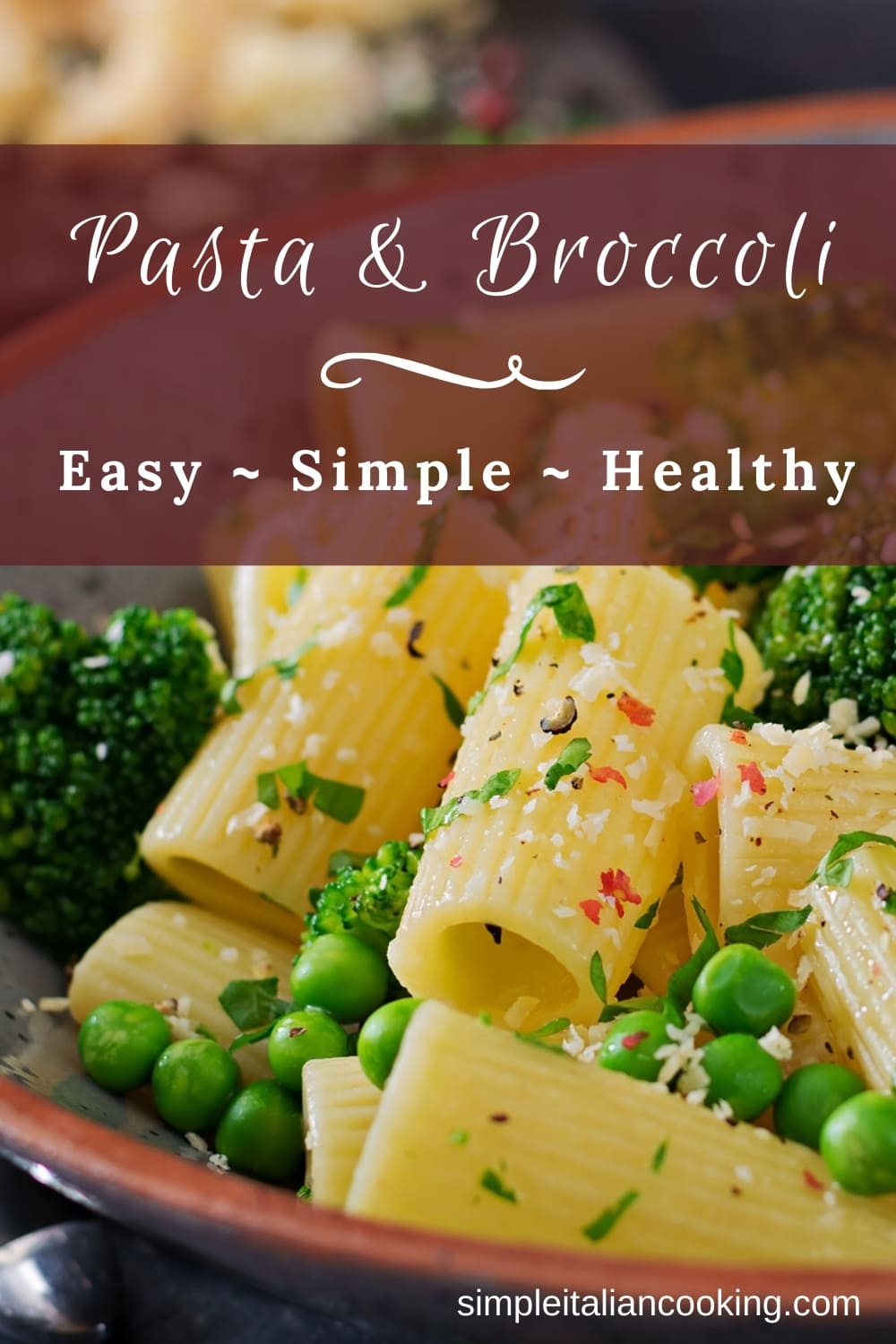 Here's an Easy Italian Pasta and Broccoli Recipe