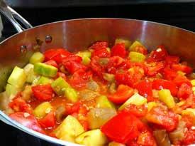 zucchini-tomatoes-eggplant-in-pan