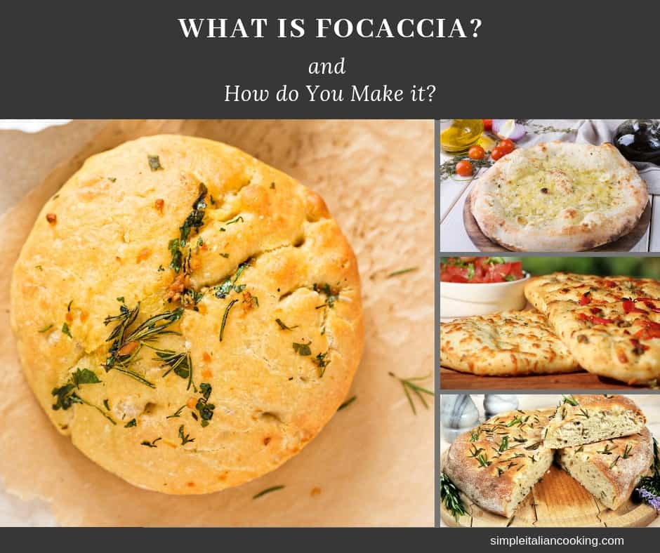 what is focaccia and how do you make it
