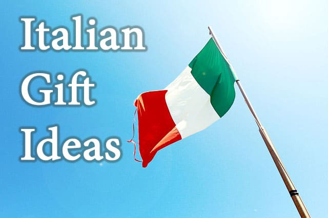 Italian christmas gift ideas