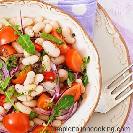 cannellini bean salad recipe