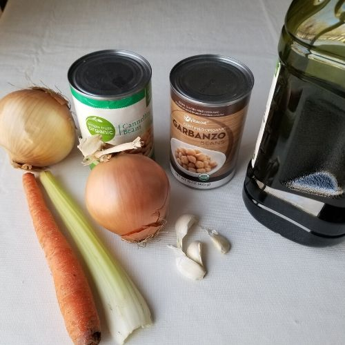 chickpea soup ingredients