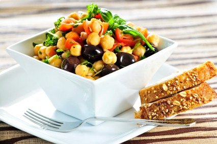 Italian Recipe For Amazing Chickpea Salad