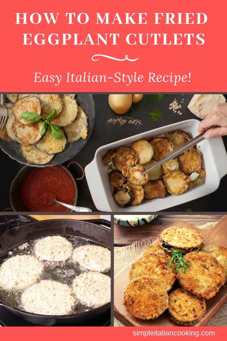 How to Make Easy Italian Fried Eggplant Slices