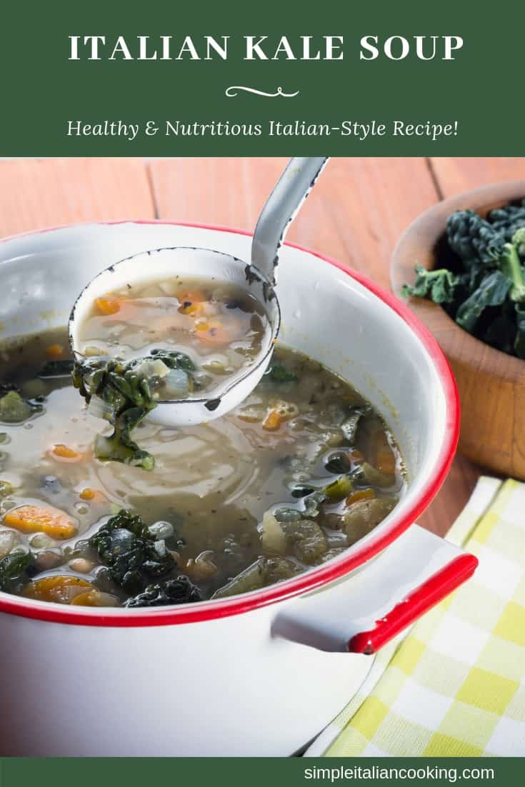 How to Make an Italian Kale Soup