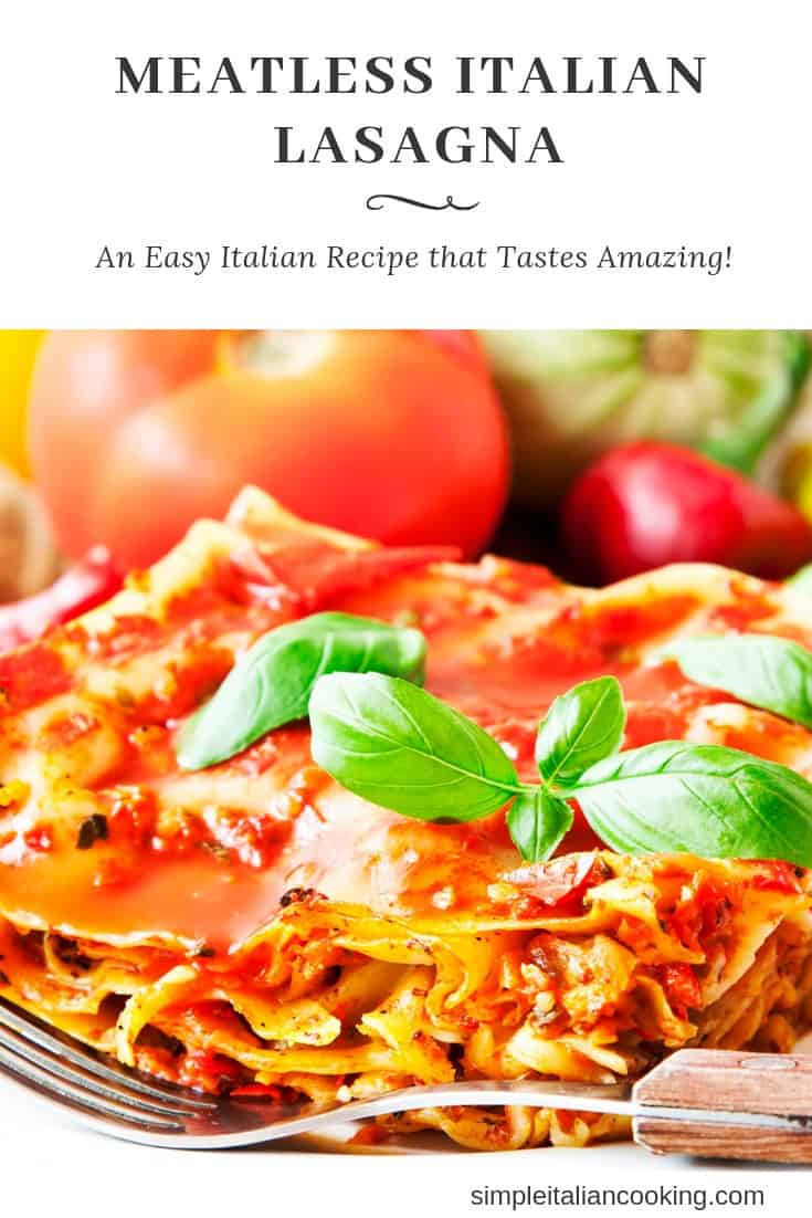 How to Make a Simple Lasagna