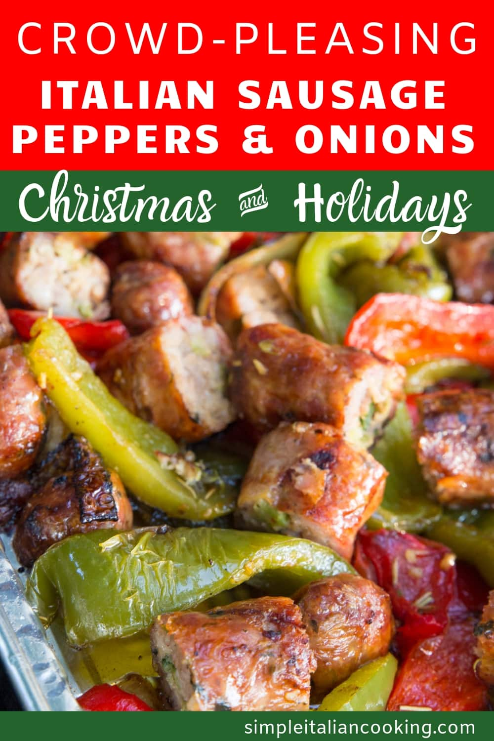 How to Make Italian Sausage, Peppers and Onions Recipe