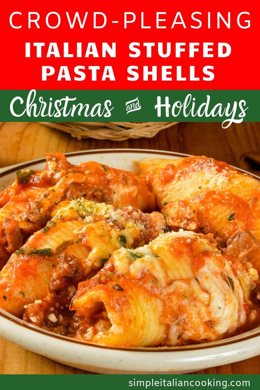 How to Make Stuffed Italian Pasta Shells