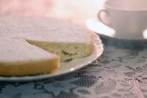 Italian Lemon Cake Dessert Recipe