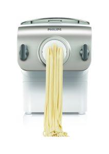spaghetti from the phillips pasta machine