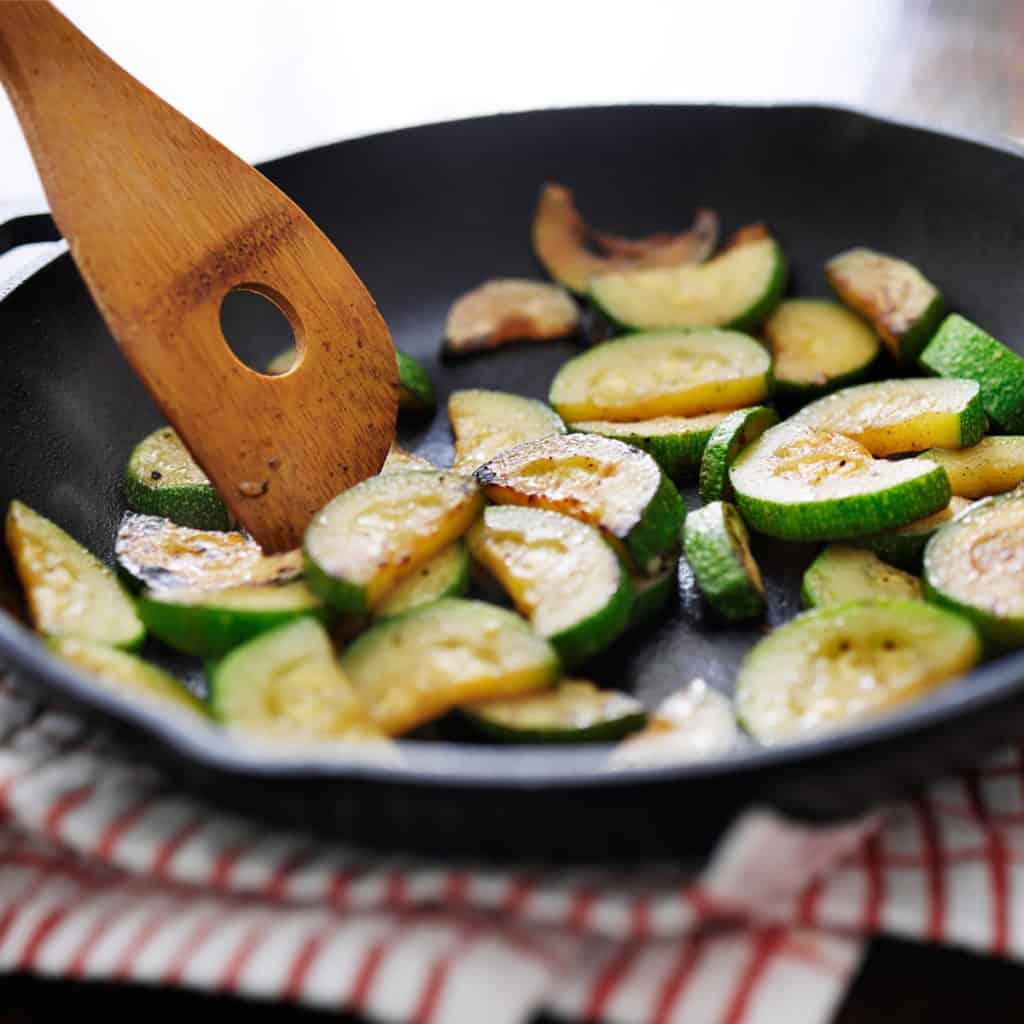 Easy Sauteed Italian Zucchini Recipe