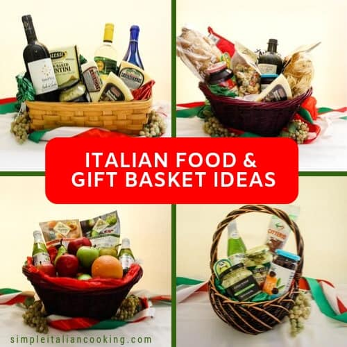Over 25 Creative Italian Gift Basket Ideas For Christmas And Special Holidays
