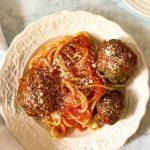 Easy All Beef Meatballs Recipe