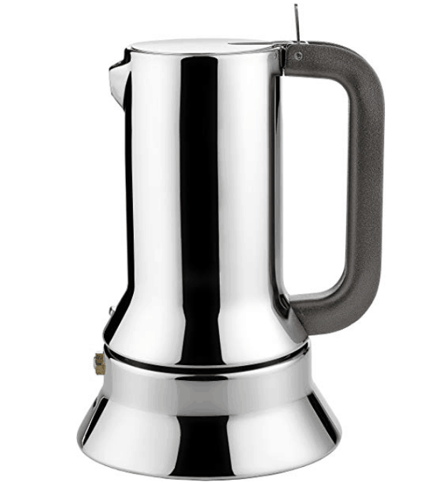 The Alessi 9090 Stovetop Espresso Maker Review