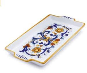 Italian serving platter
