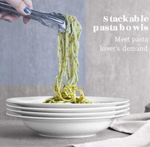 white-pasta-bowl-with-rim-pasta