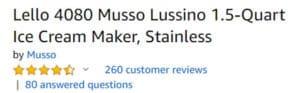 Lello-4080-gelato-maker-reviews