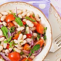 4th of july cannellini italian salad