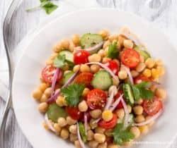 4th of july italian chickpea salad recipe