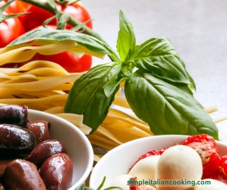 healthy italian food choices