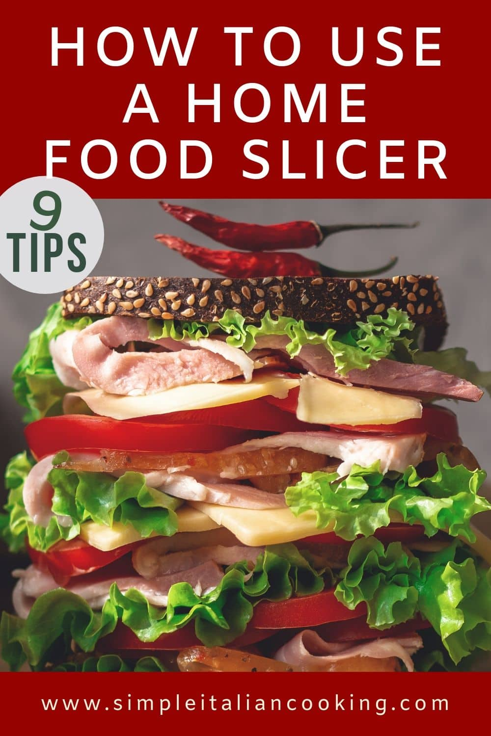 Useful Tips for How to Use a Home Meat Slicer