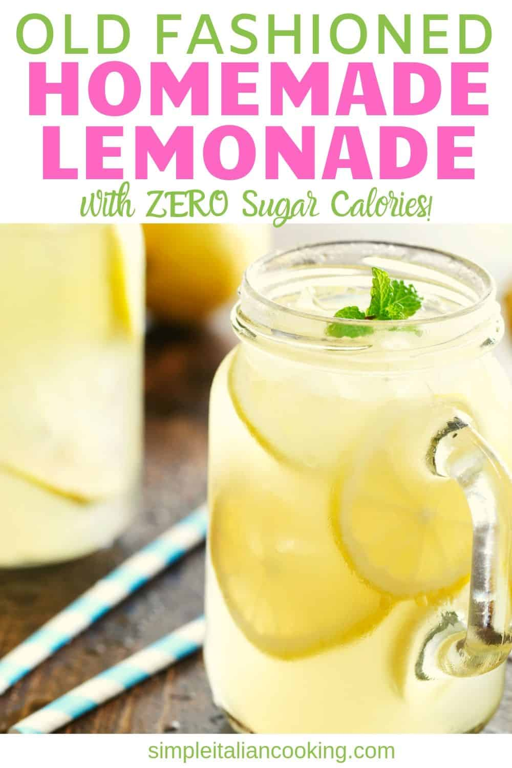 How to Make Fresh Lemonade from Real Lemons