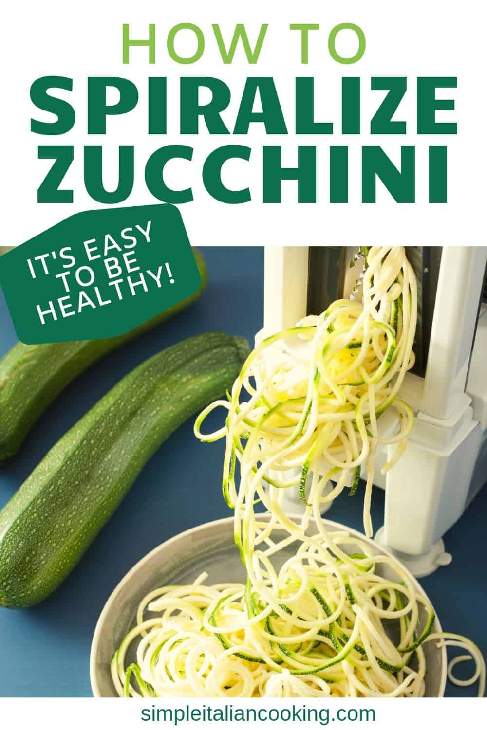 Have fun being healthy by knowing how to use a spiralizer for zucchini!  Also known as zoodles, spiralizing your zucchini can be creative and delicious! Here are some tips and recipes both vegans and vegetarians can enjoy!   #howtospiralizeveggies #spiralizezucchini #zoodles #howtozoodle #howtomakezoodles #veggienoodles