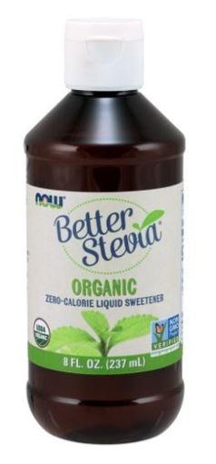 organic liquid stevia for homemade lemonade