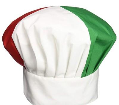 Italian chef's hat