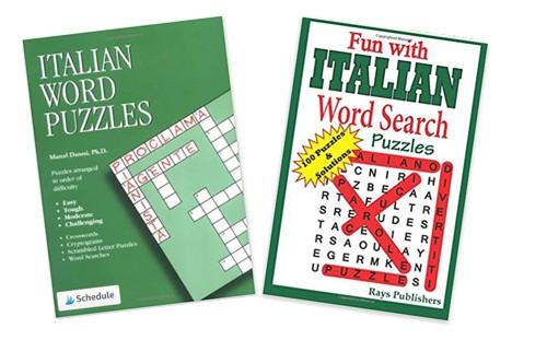 Italian Word Puzzles