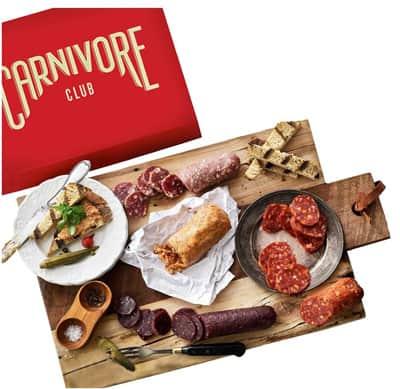 Italian Meat Gift Box