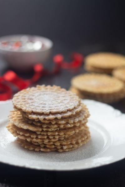 how to make italian pizzelles