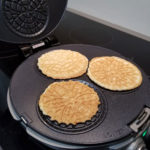pressed pizzelles