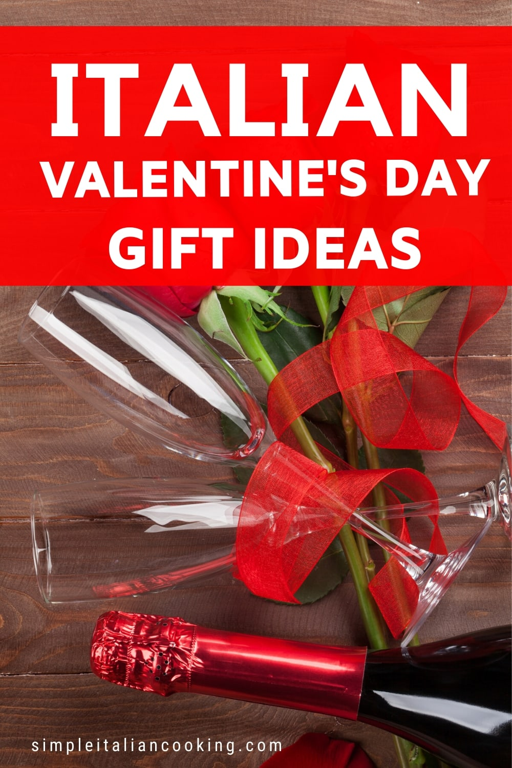 Italian Gift Ideas for Valentine's Day
