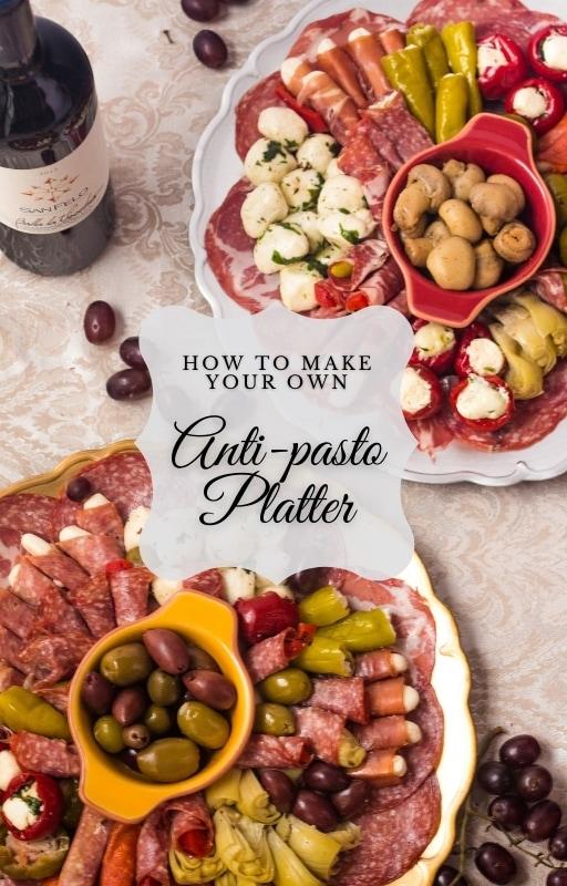 Antipasto Platter Ebook